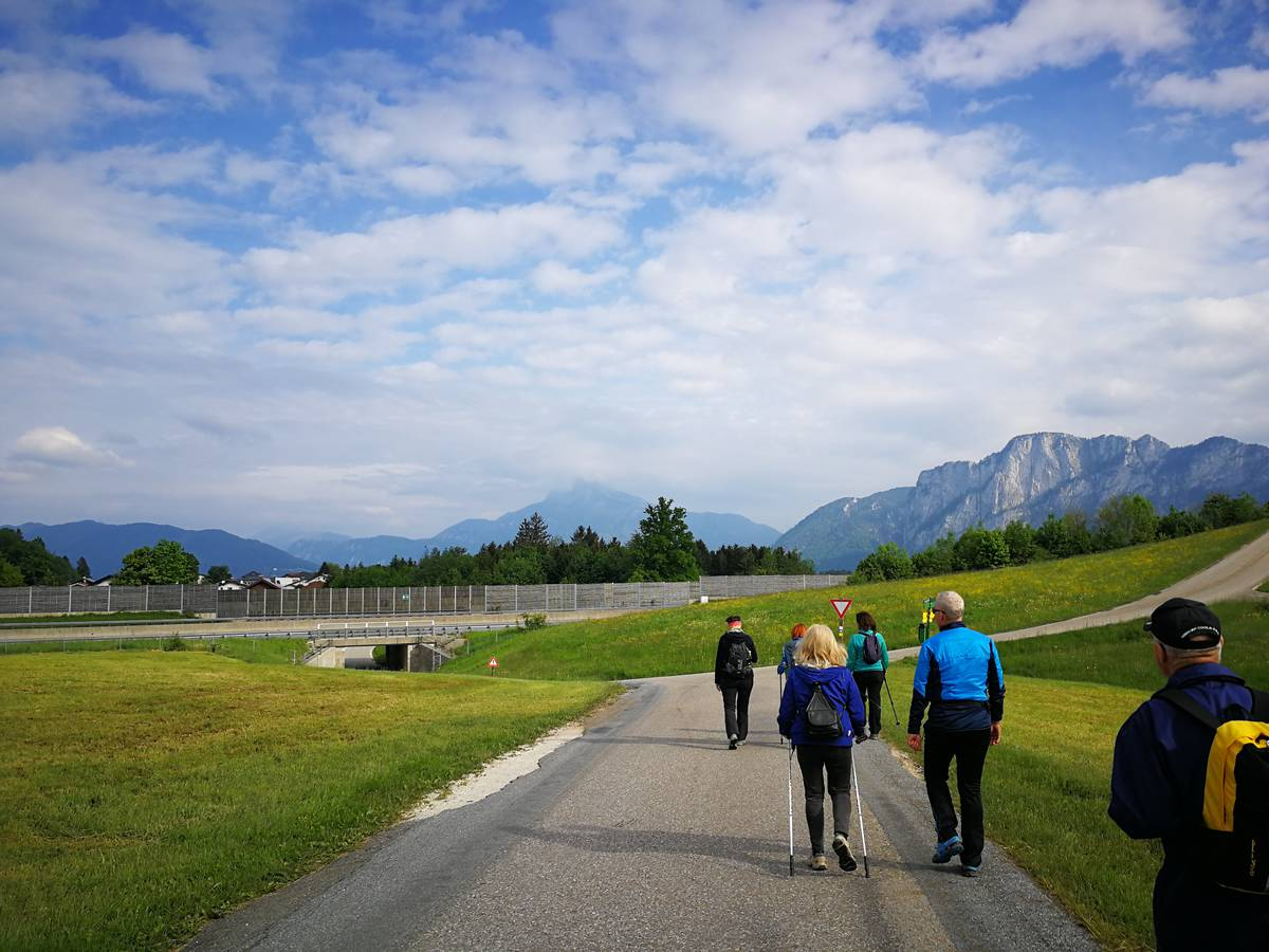 Wanderung Erlachmühle am 16.05.2020