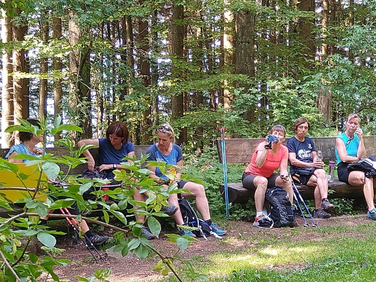 Nordic Walking VM Radstatt Kircherl Mondseeberg