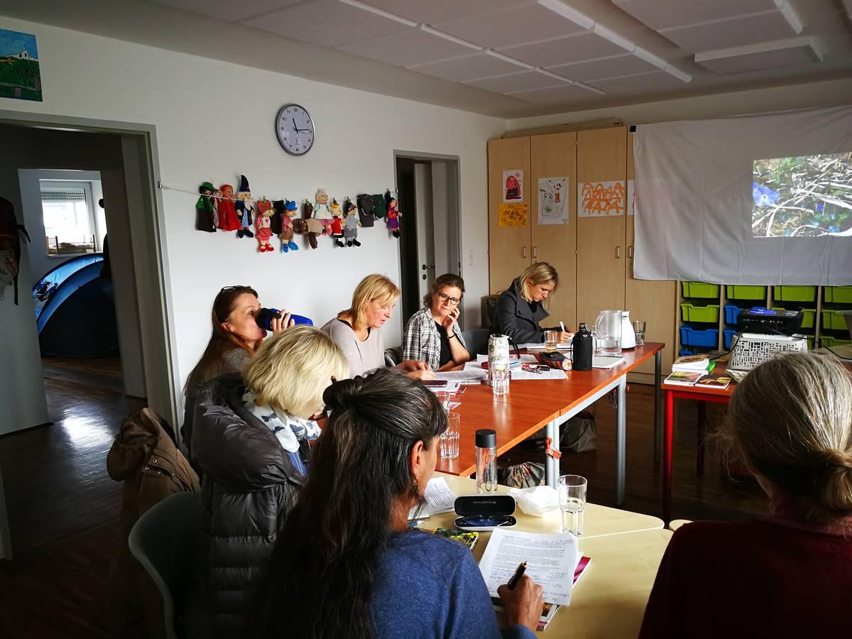 Wintersonnwendkräuter Workshop